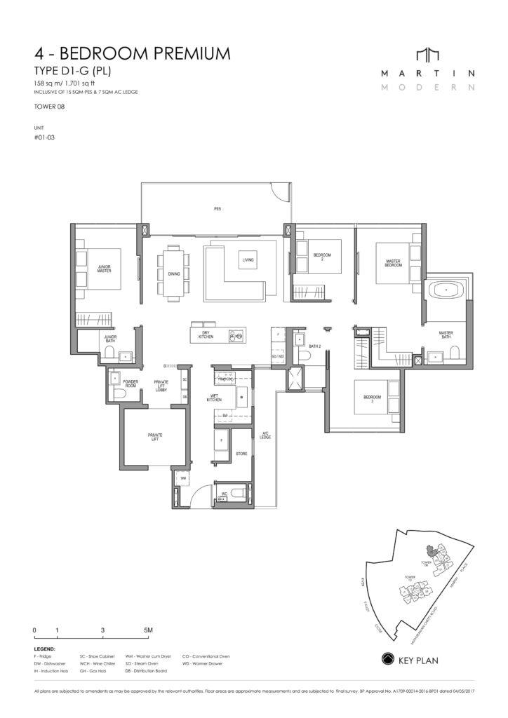 martin-modern-floorplan-singapore-condo-4-bedroom-premium-layout-1701sqft-district-9-condo-new-launch